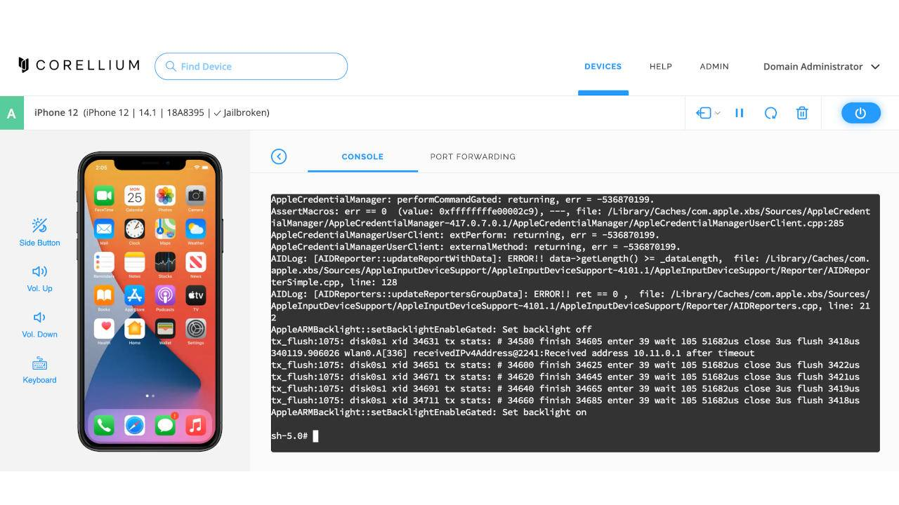 Corellium iOS virtualization tool now available to individuals