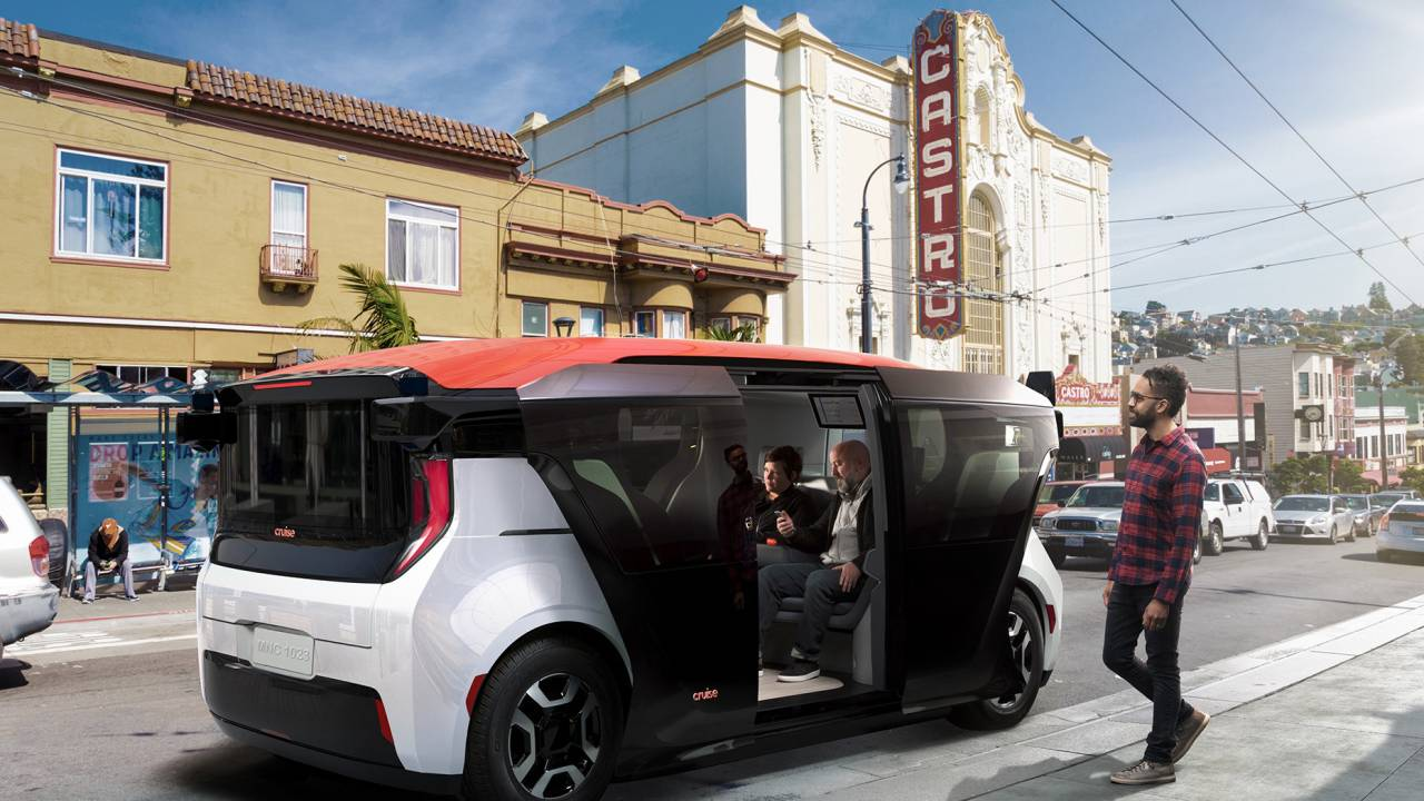 Microsoft joins GM and Honda in $2bn Cruise autonomous investment