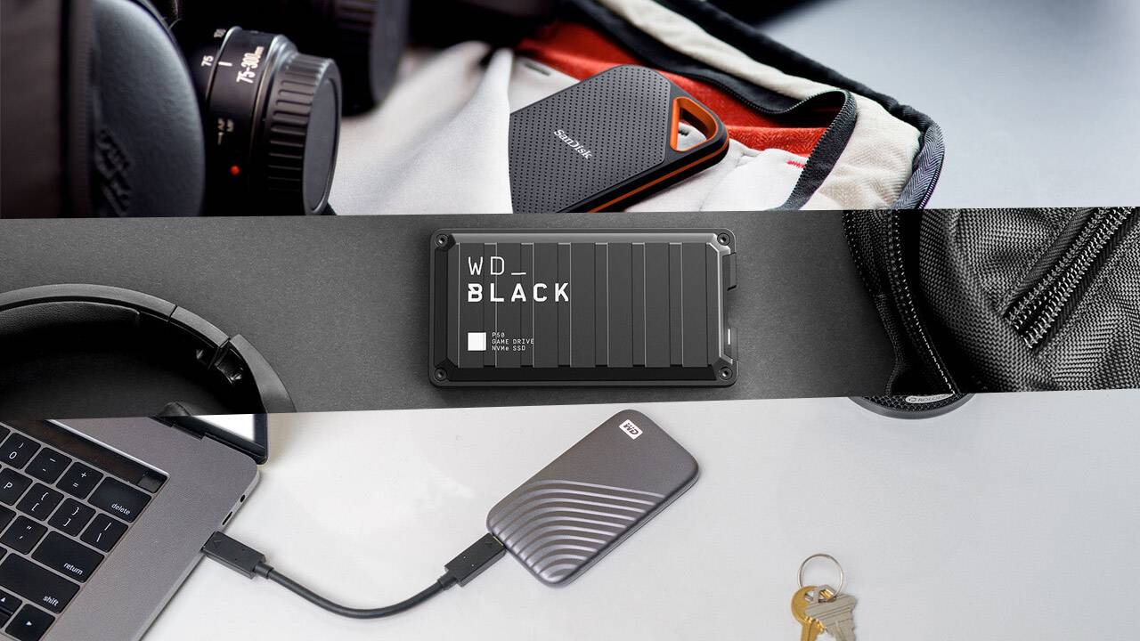 SanDisk, WD, WD_Black brands ramp up portable SSD to 4TB