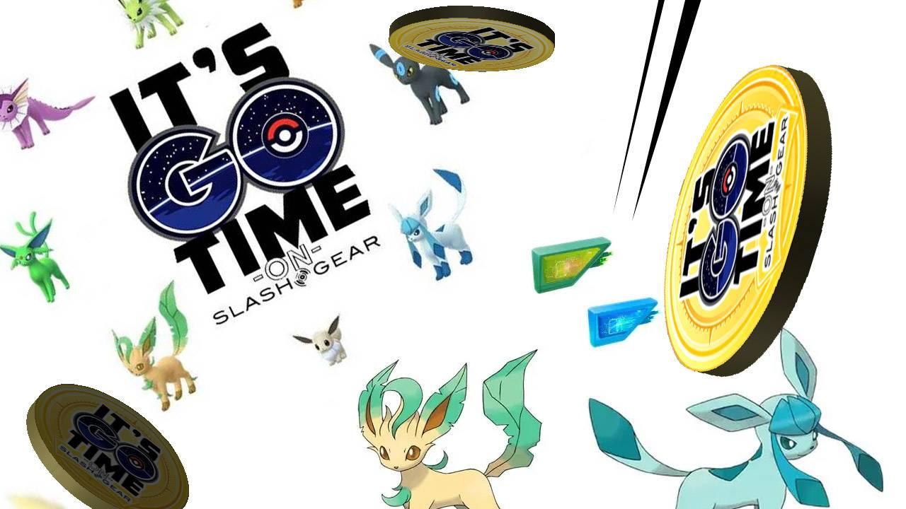 Pokemon GO Eevee evolution most updated Leaveon, Glaceon, Umbreon, Espeon names