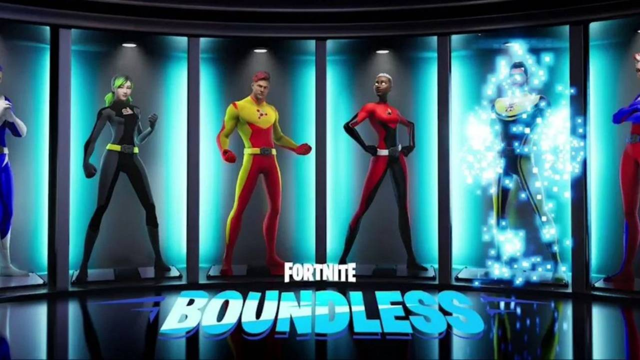 Fortnite's controversial 'pay-to-win' skins are about to change
