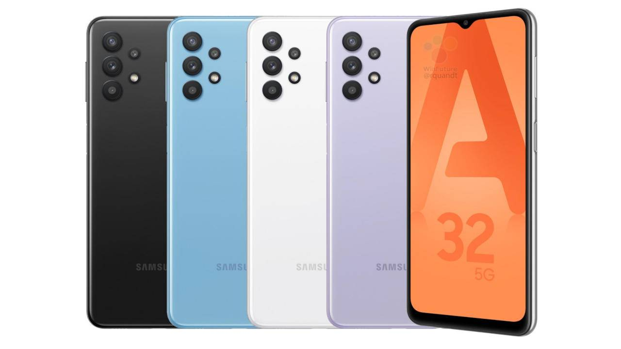 Galaxy A32 leak points to Samsung's affordable 5G bet