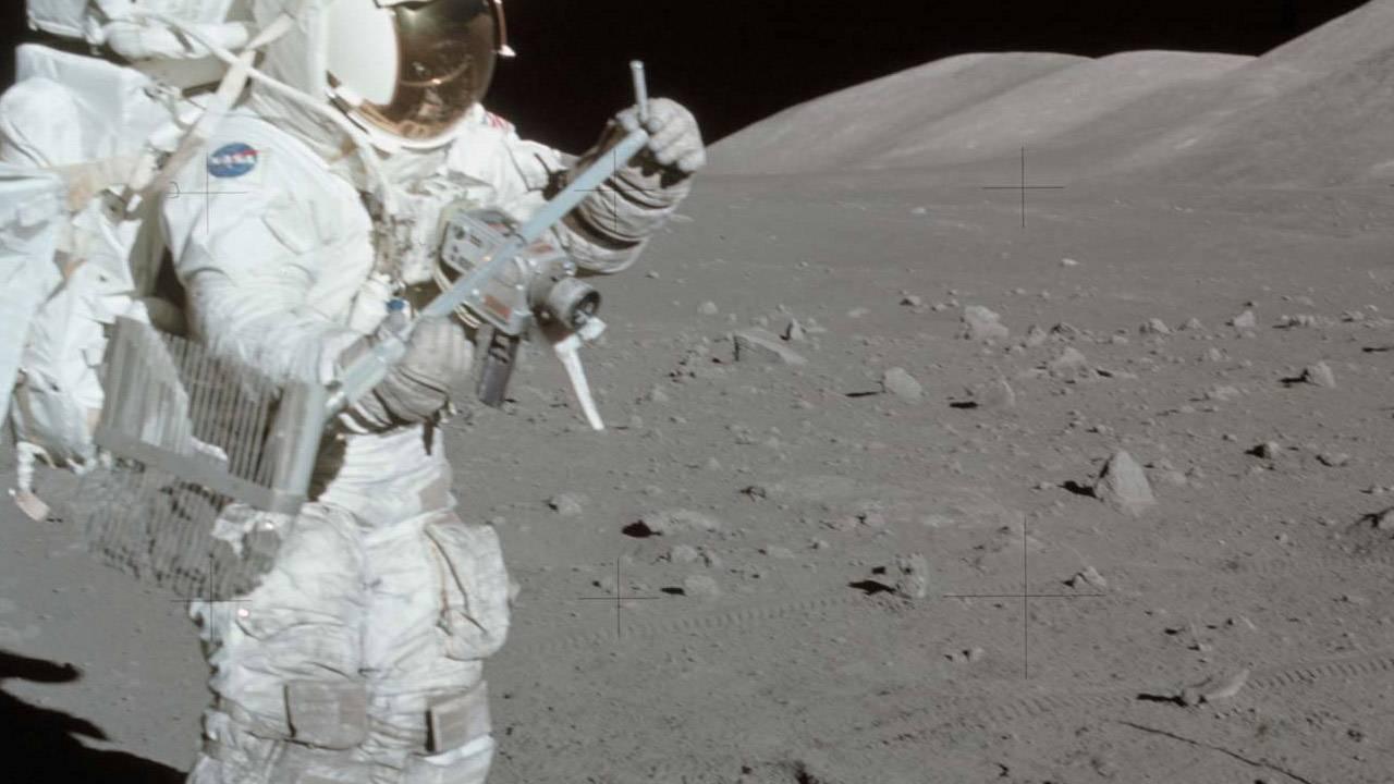 Biden's Moon rock has an incredible NASA back-story
