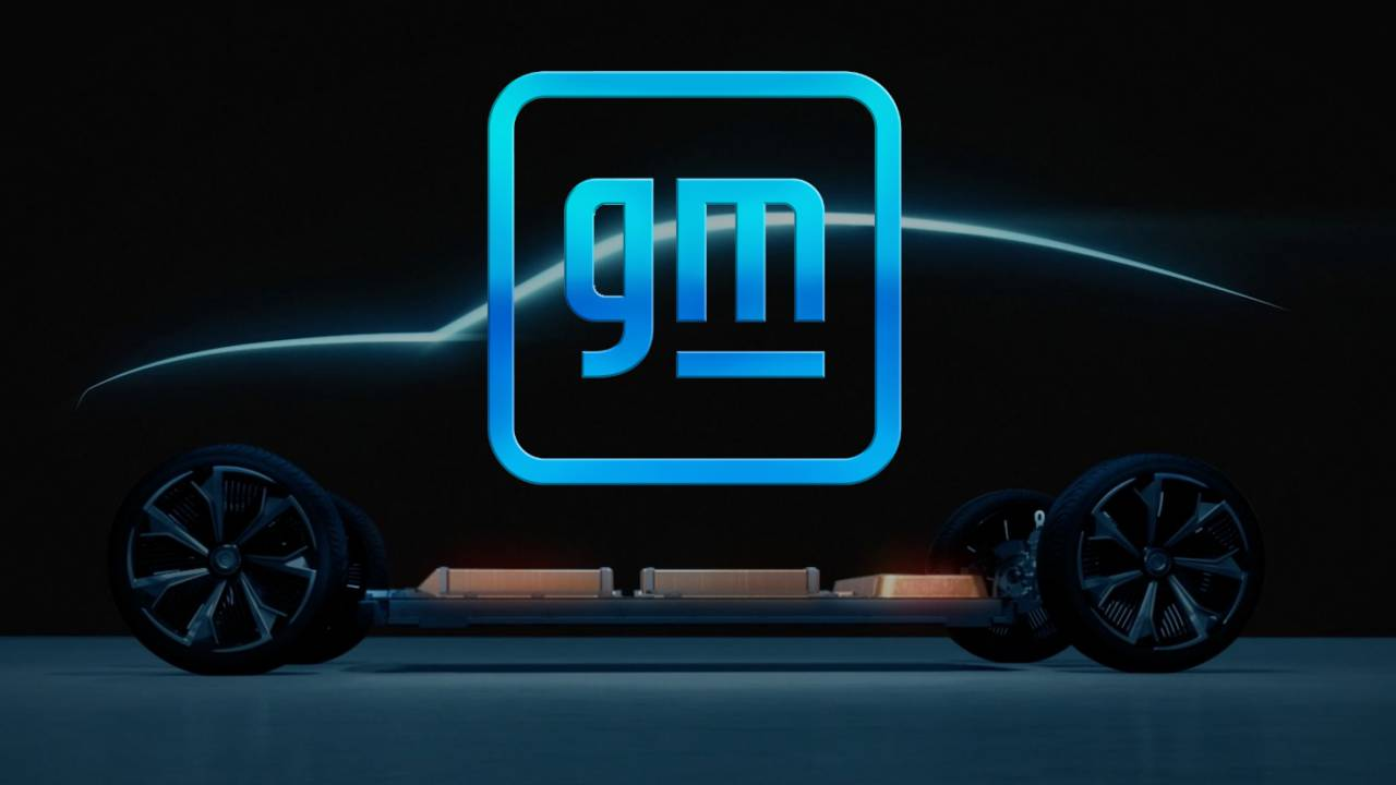 GM rebrands for Ultium EV future – New logo for a huge electric challenge