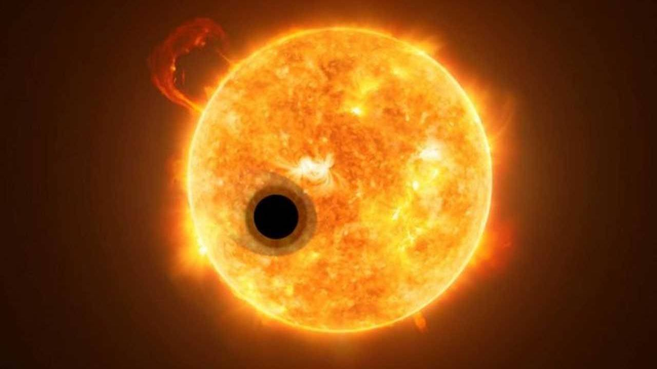 Gas-giant exoplanet WASP-107b has a surprisingly low core mass