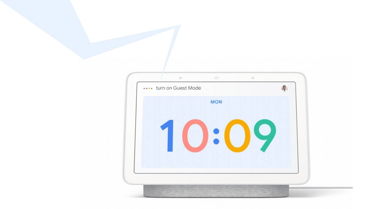 Google Guest Mode launched for smart home devices