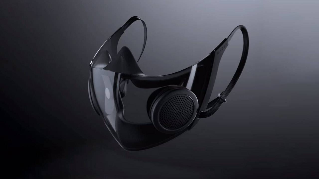 Razer Project Hazel is the smart mask ideal