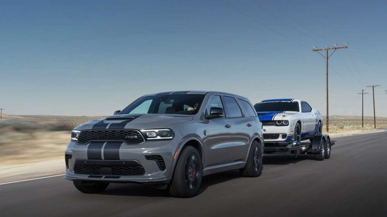 Dodge CEO foresees the end of Hellcat V8 due to fuel economy