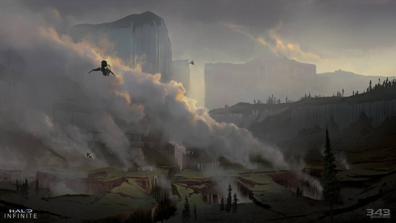 Halo Infinite Sandbox info leads monthly Inside Infinite series