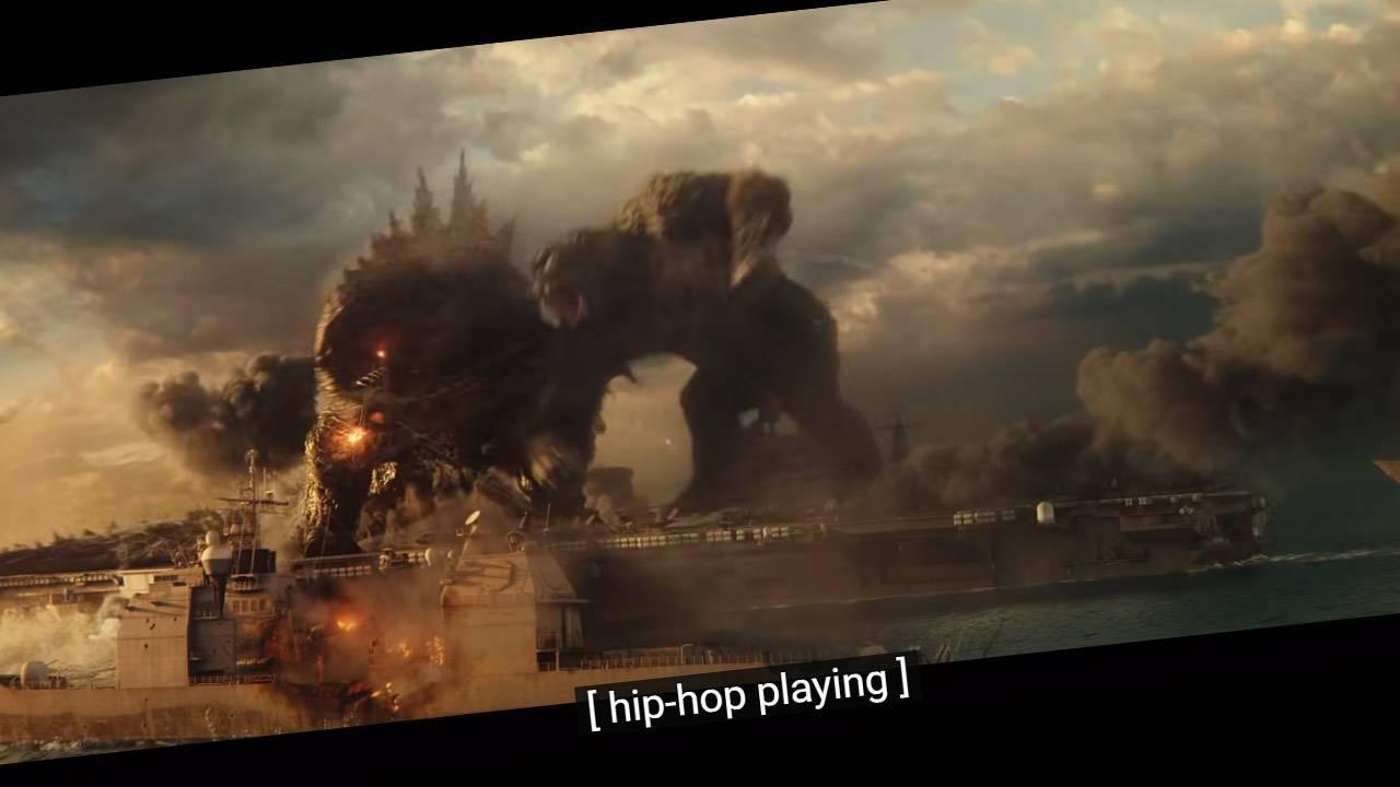 Godzilla vs Kong trailer summons multiple monsters