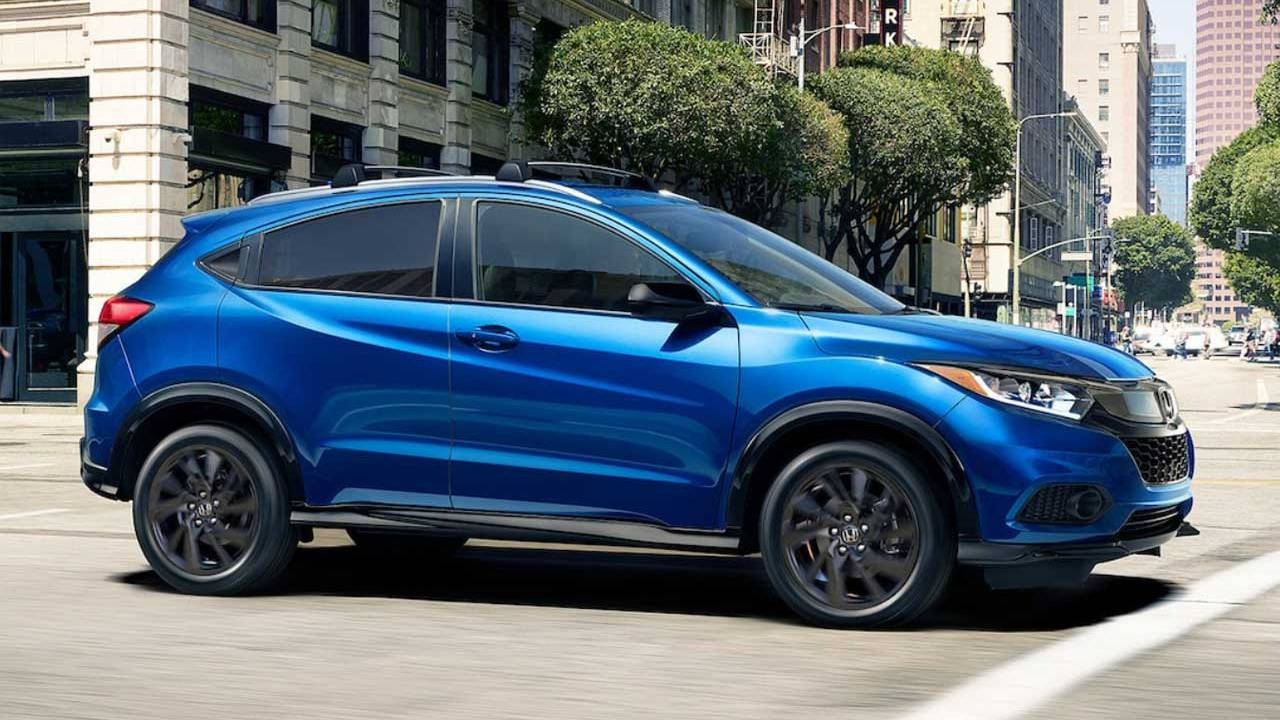 Honda will design the next-generation HR-V specifically for the US