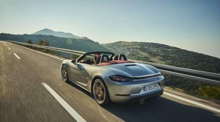 2021 Porsche Boxster 25 Years Gallery