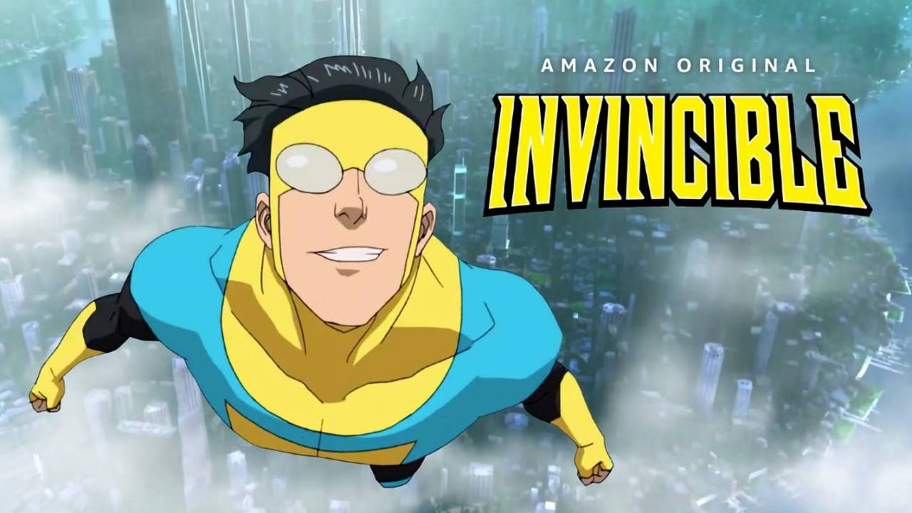 Robert Kirkman's animated series Invincible hits Prime Video in March