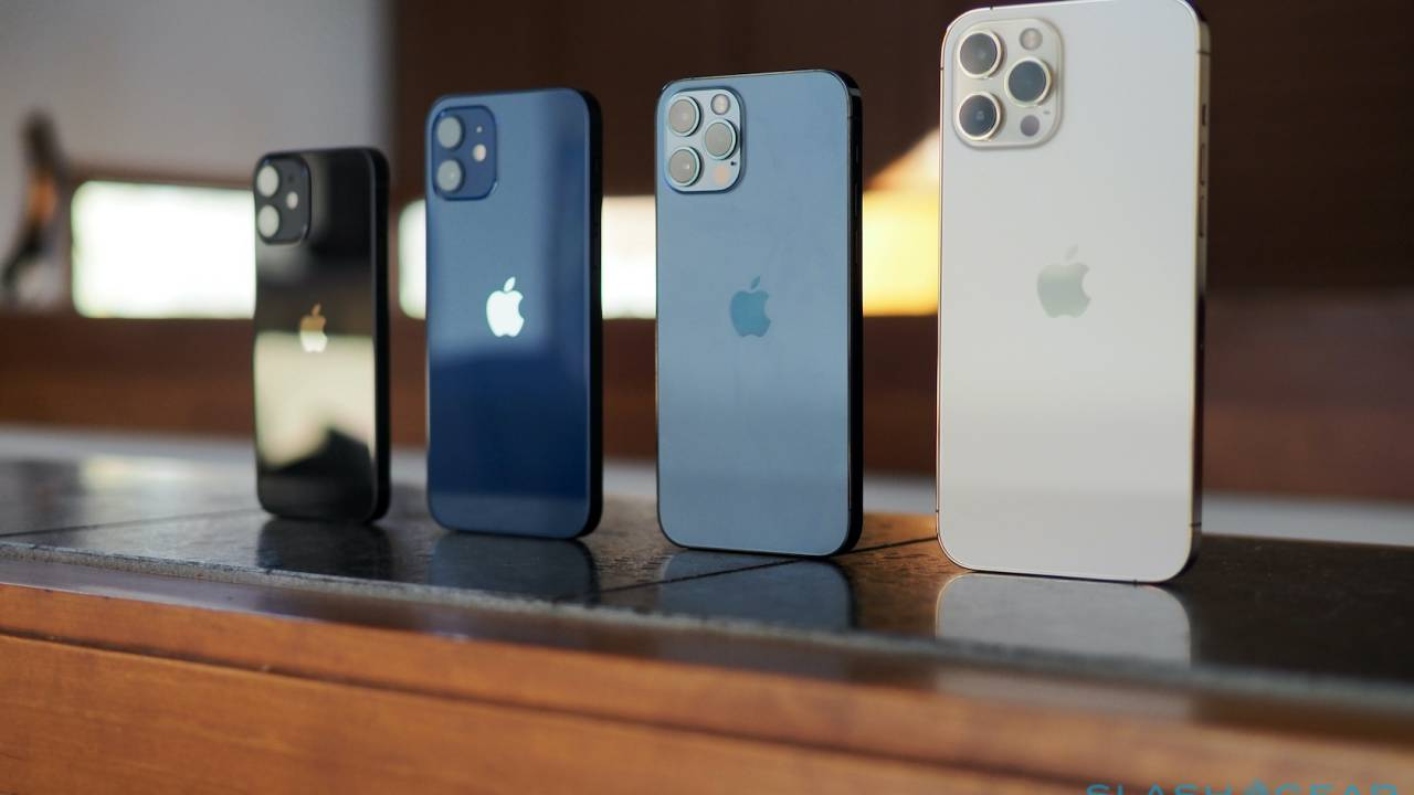 iPhone, iPad, Mac, Services net sales all rocket up in Apple Q1 2021