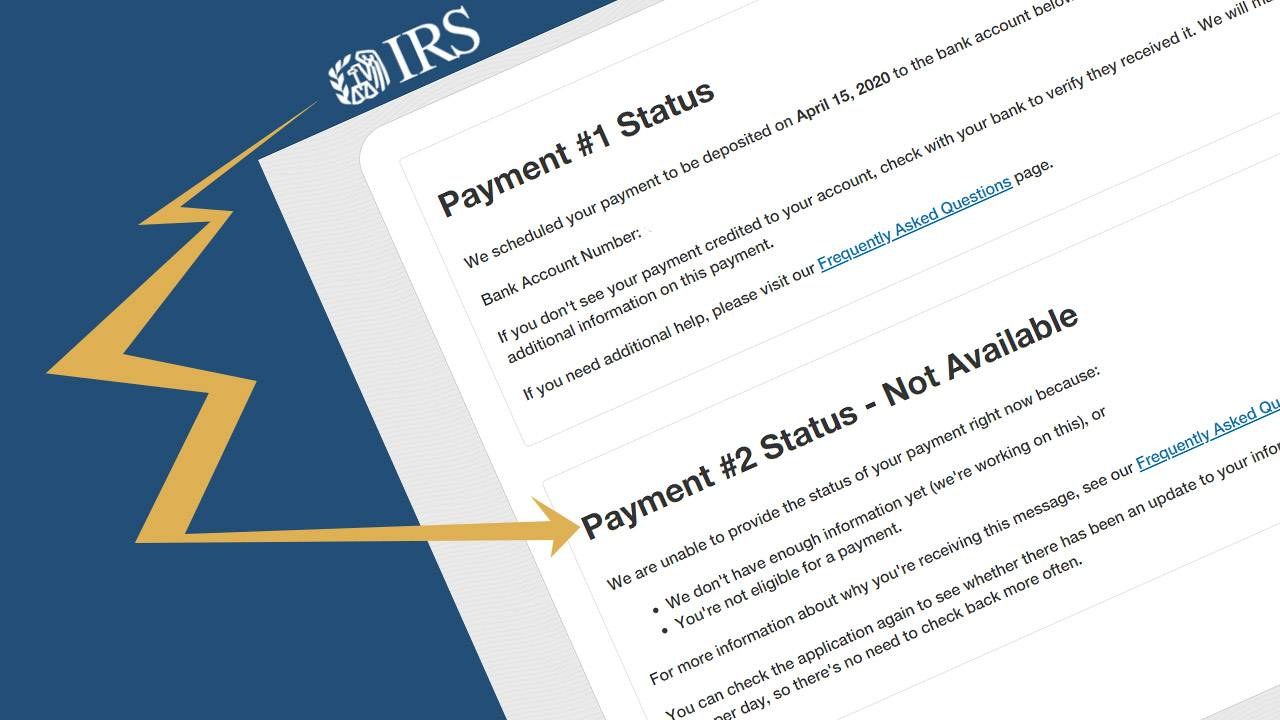 Stimulus check Payment Status 2 – Not Available : What's this mean?