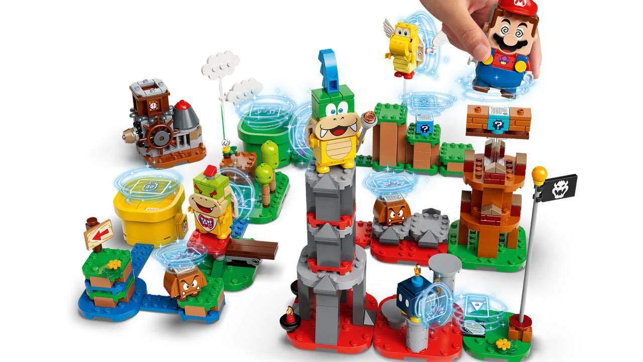 LEGO Super Mario Master Your Adventure Maker Set makes bricks feel new again
