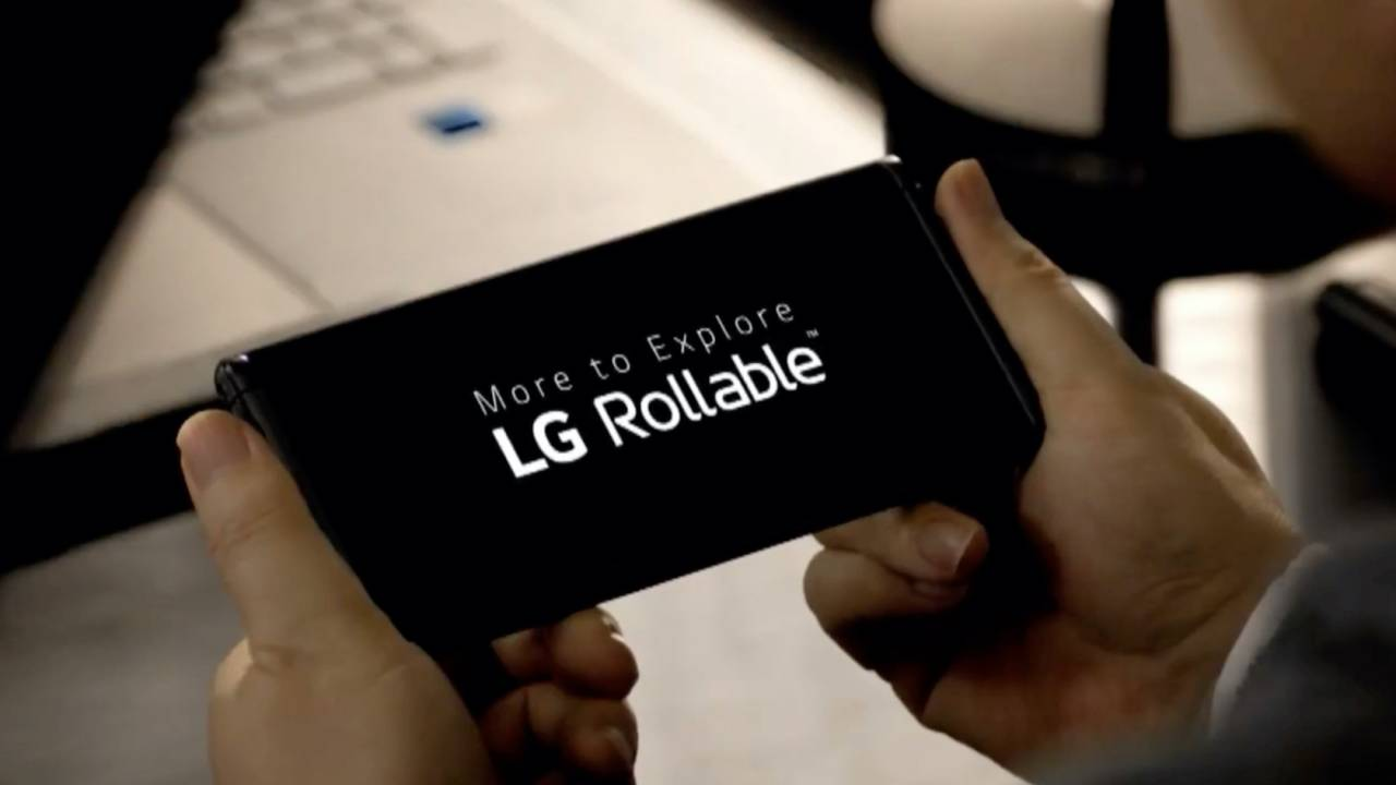 LG Rollable phone teased – and we already want it