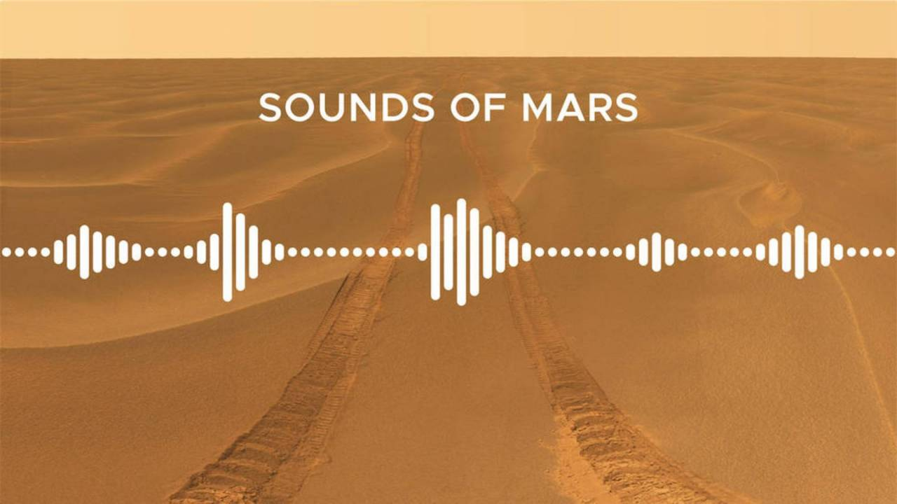 NASA prepares to share sounds from Mars as Perseverance nears planet