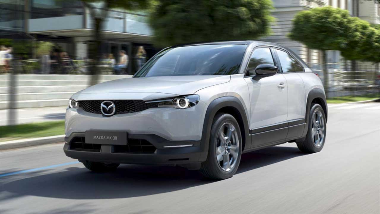 Mazda President confirms MX-30 EV with range extender coming to the US