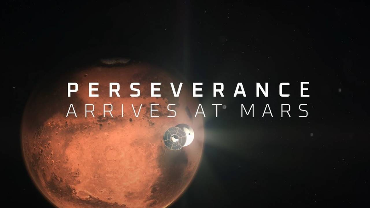 NASA mission trailer is a dramatic sneak peek at Perseverance's arrival