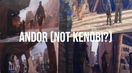 Leaked Star Wars set in question: Tatooine, Obi-Wan Kenobi, Andor?