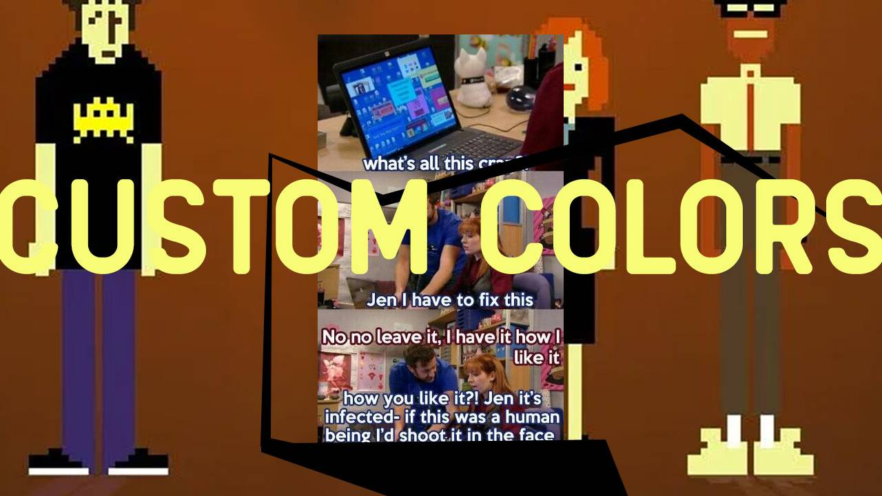 Android 12 new Color Space system could be an IT nightmare