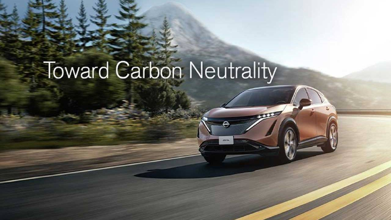 Nissan aims for carbon neutrality by 2050