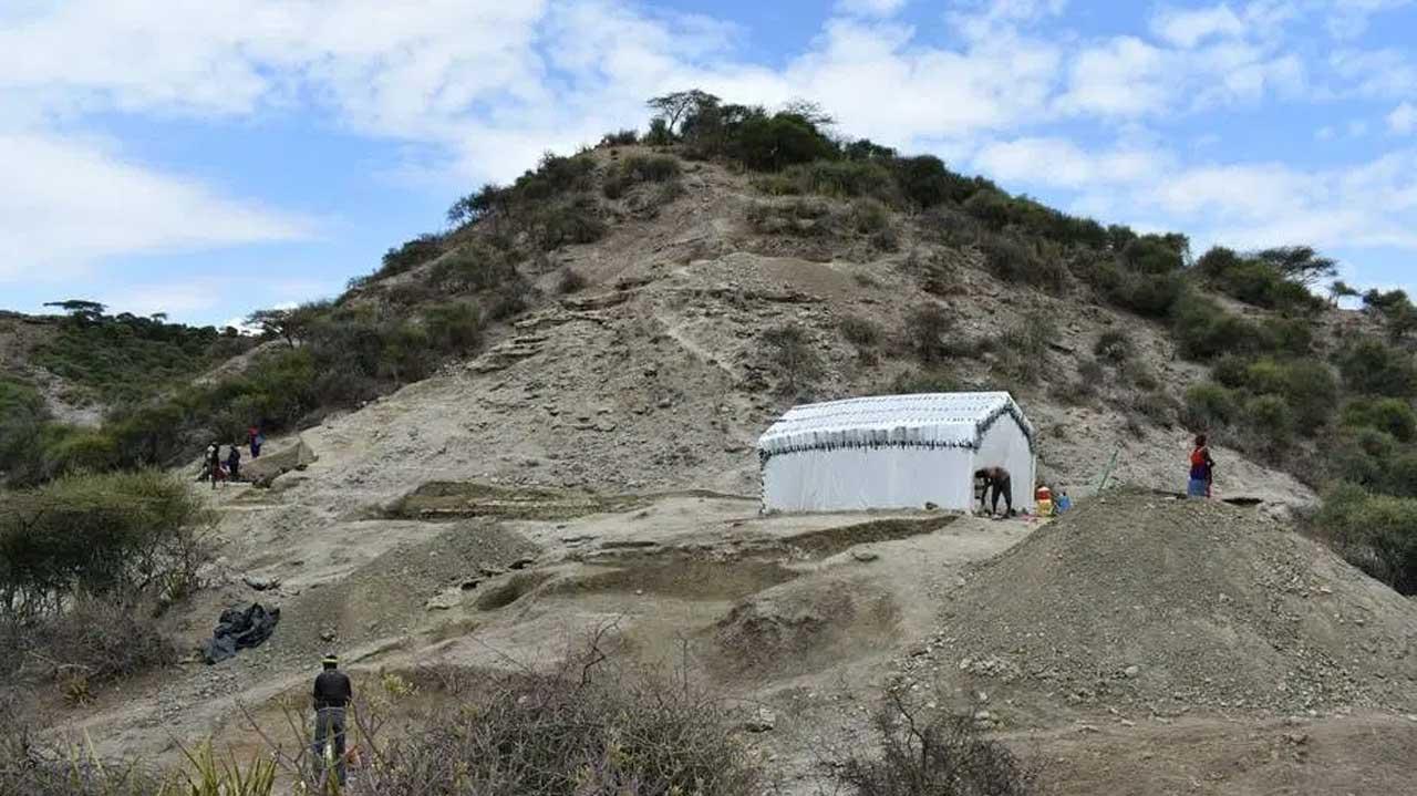 Study highlights human activity in Tanzania 2 million years ago