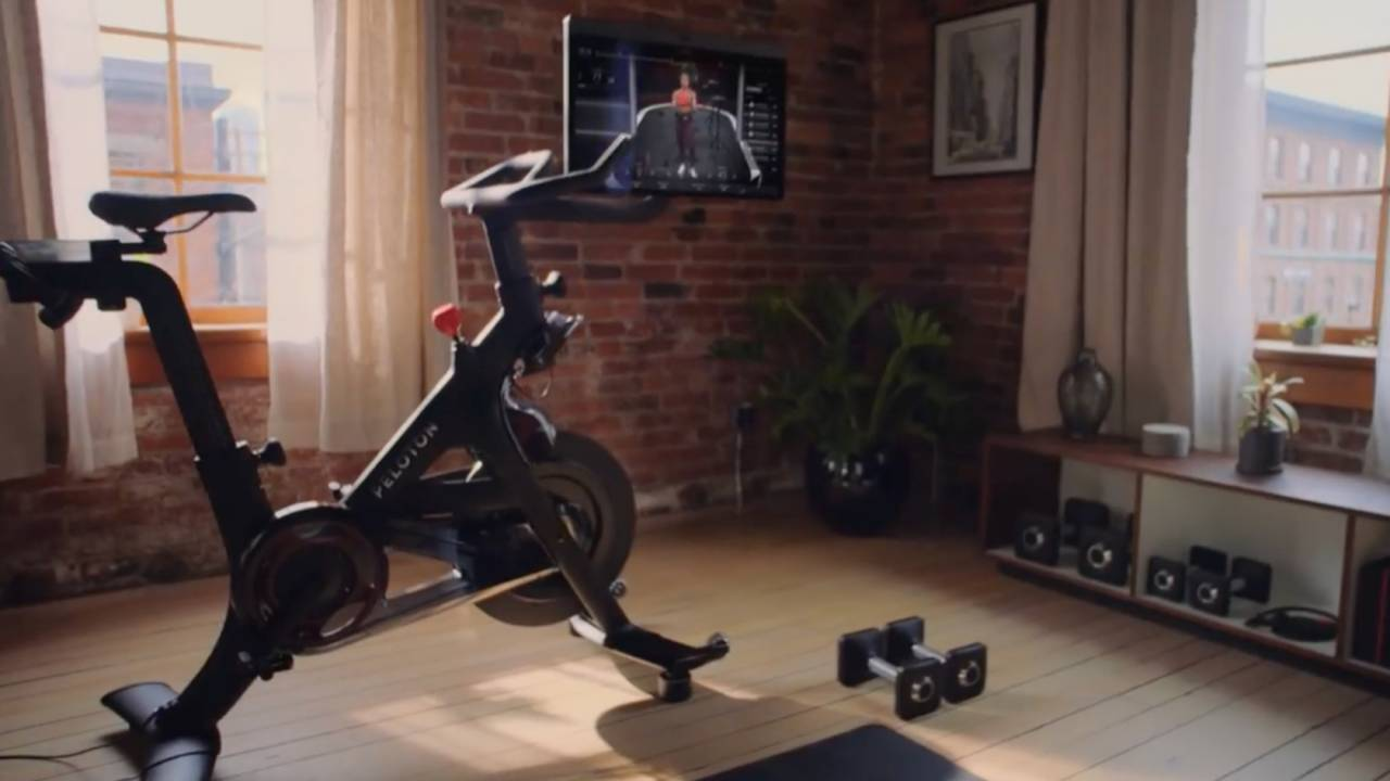 Peloton stacked classes let you build a custom workout