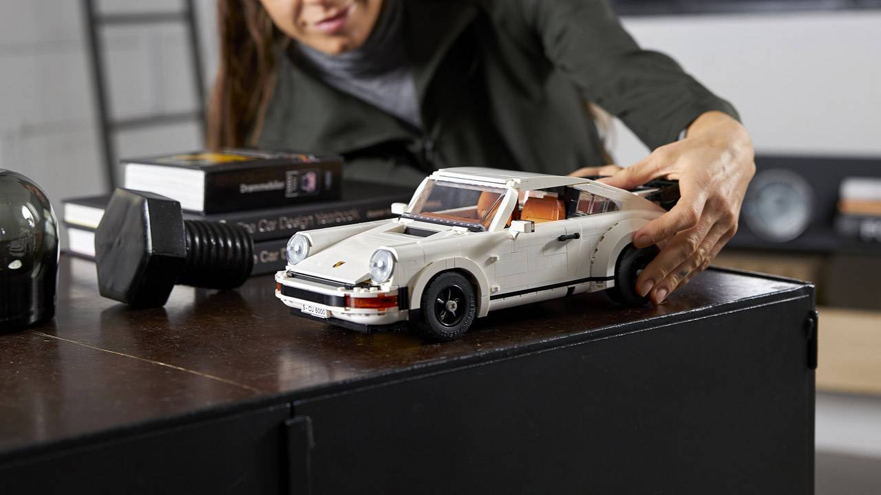 LEGO Porsche 911 revealed as new 2021 2-in-1 Creator Expert set