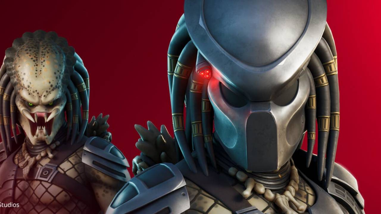 Fortnite players have already found a Predator invisibility glitch