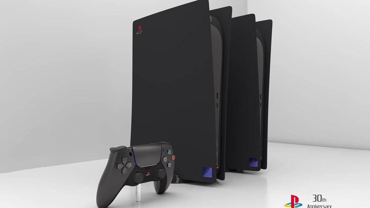 Custom Black PS5 goes on sale this week – Beware the peril