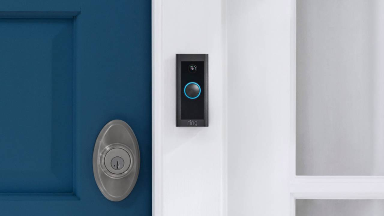 Ring Video Doorbell Wired goes small on price and size