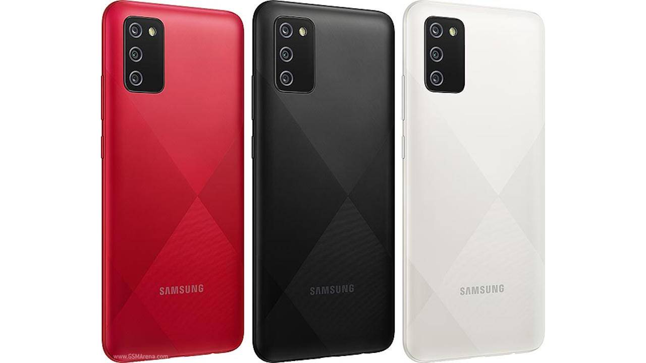 Galaxy A02s budget phone could be coming to the US soon