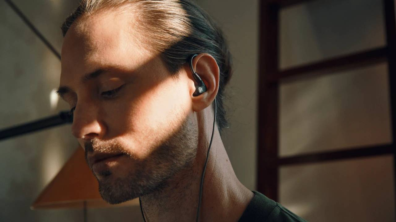 Sennheiser unveils new IE 300 in-ear headphones and car audio tech