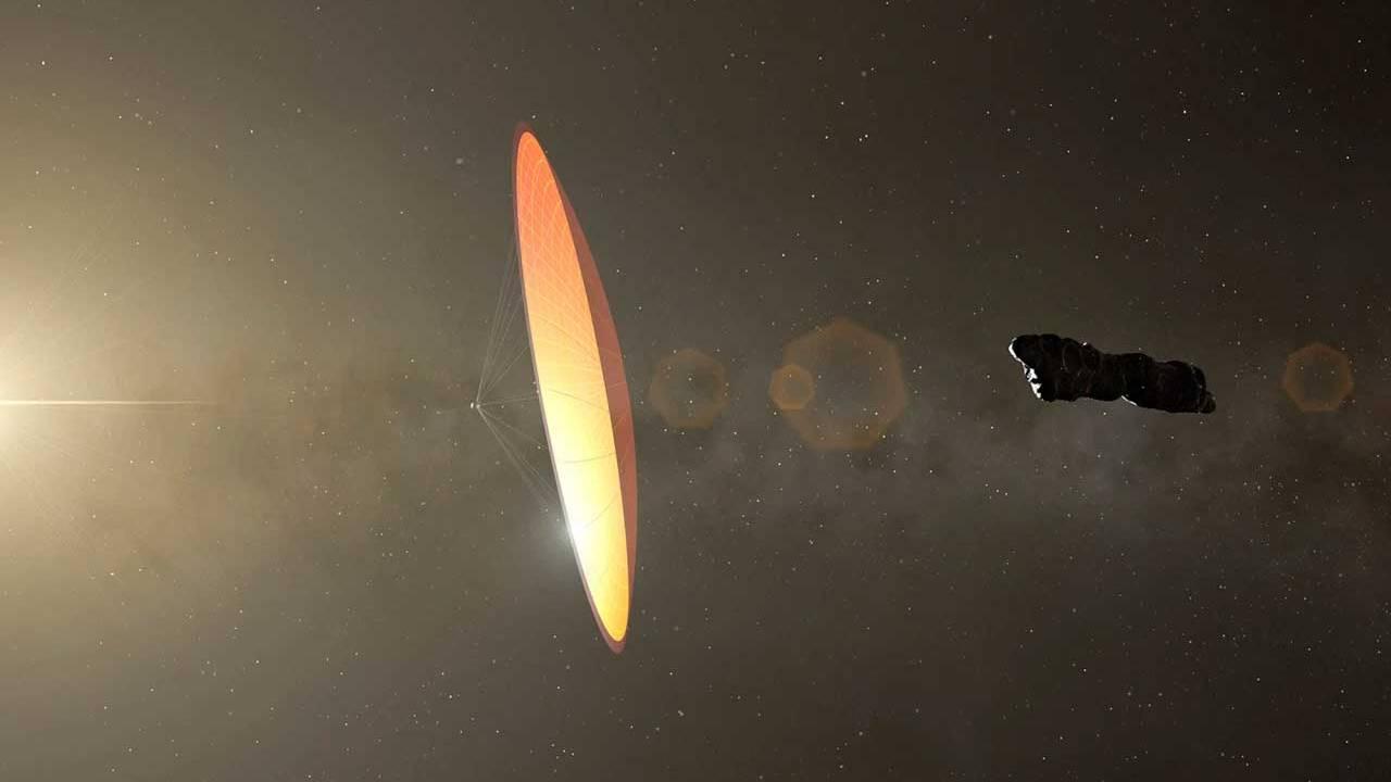 Harvard professor believes bizarre asteroid from 2017 was alien technology
