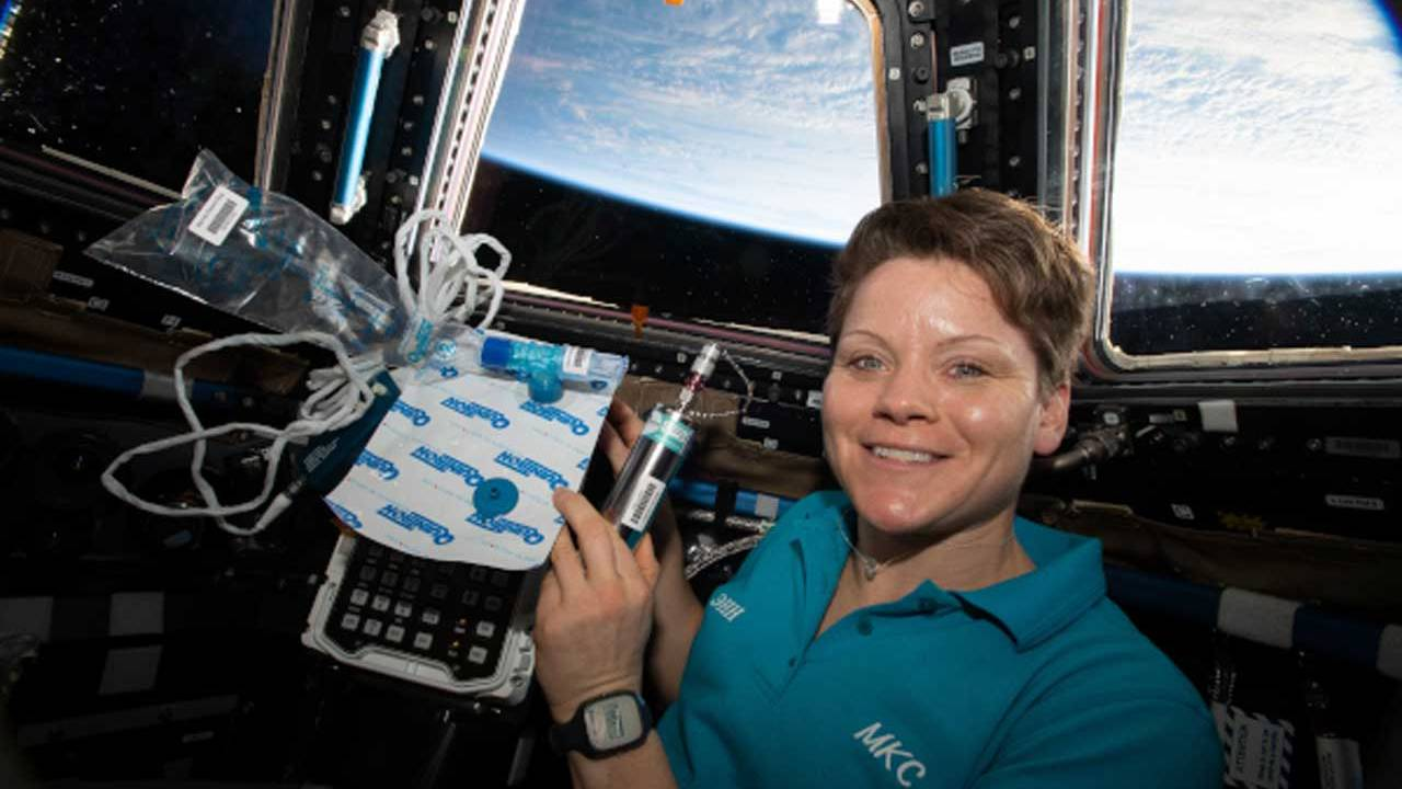 NASA talks about key experiments conducted aboard the ISS in 2020