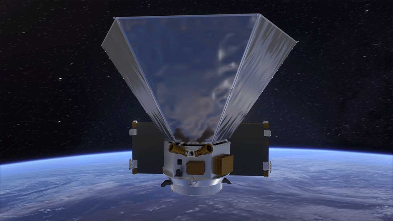 SPHEREx space telescope preliminary design plans approved