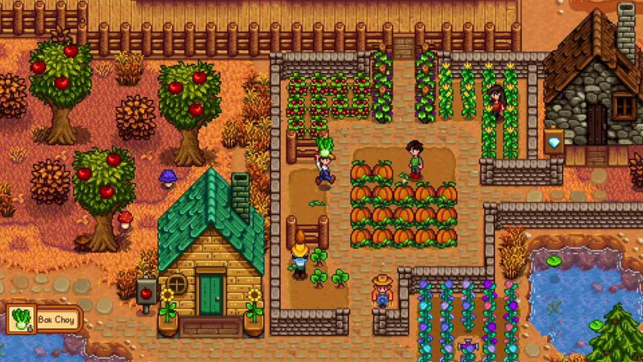 Stardew Valley update 1.5.4 arrives on PC with many bug fixes