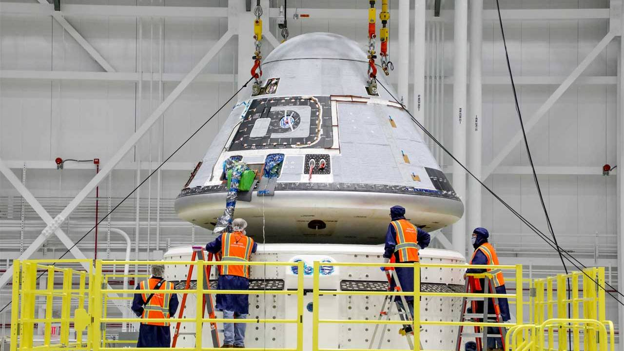 Next Boeing Starliner test will happen no earlier than March 25