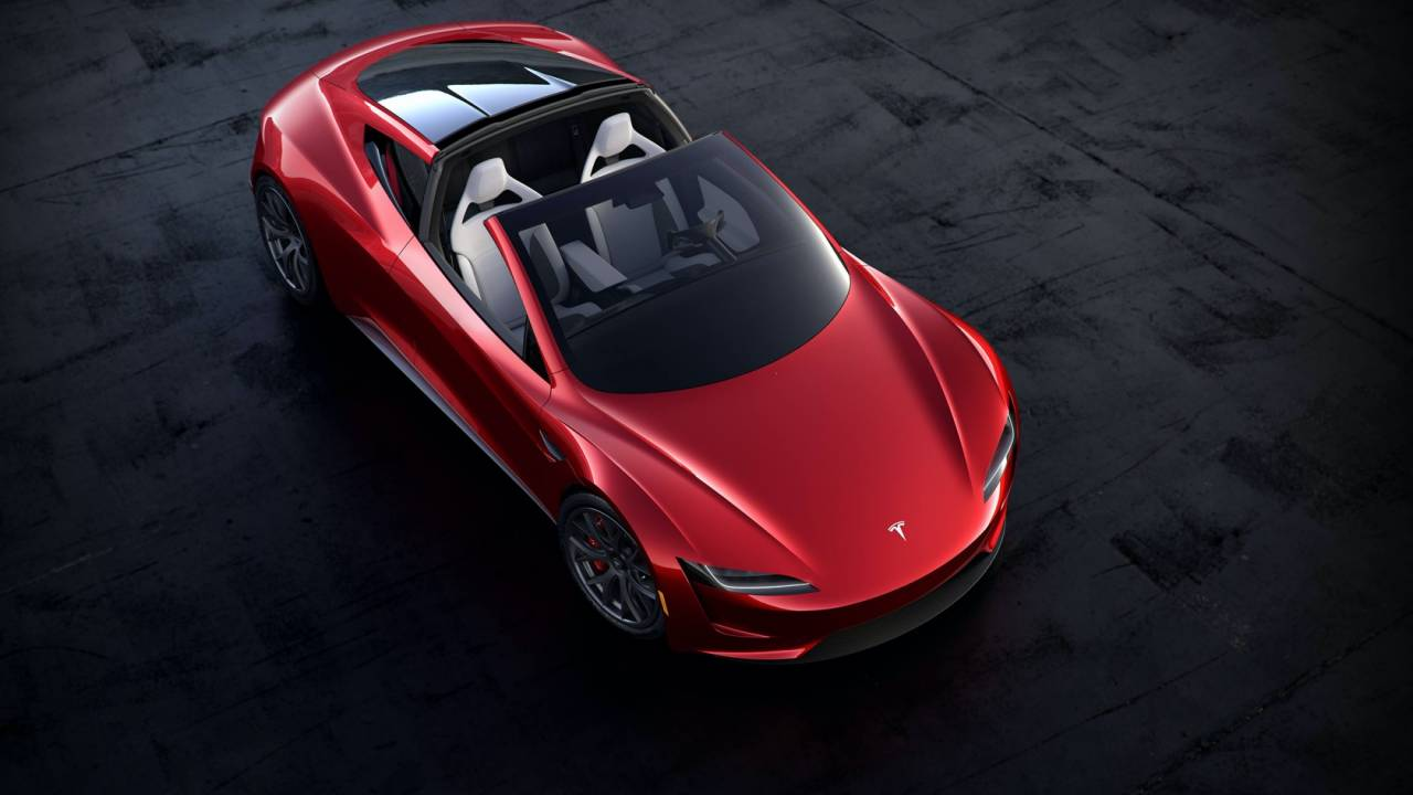 Tesla Roadster production pushed to 2022 – Here's why