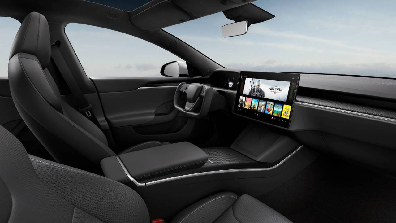 Tesla's new 'yoke' steering wheel prompts NHTSA safety questions