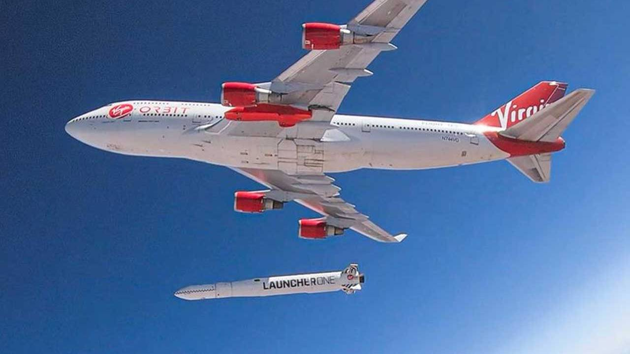 Virgin Orbit successfully puts NASA payload into space
