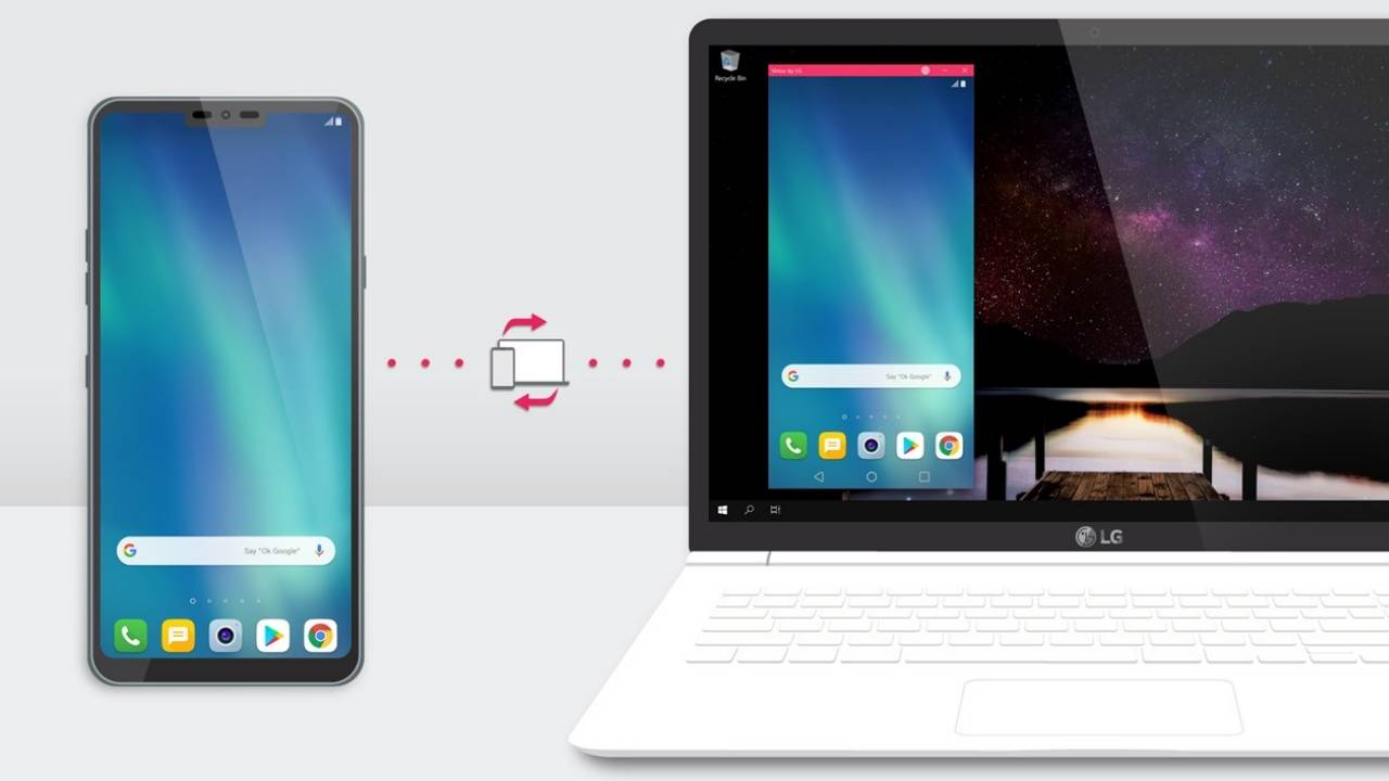 Virtoo by LG brings Dell Mobile Connect to LG laptops