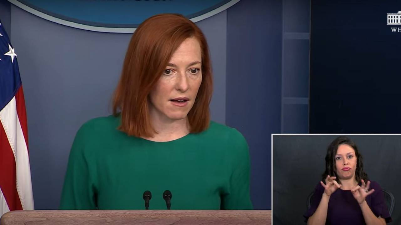 White House adds ASL interpreter to press briefings on YouTube
