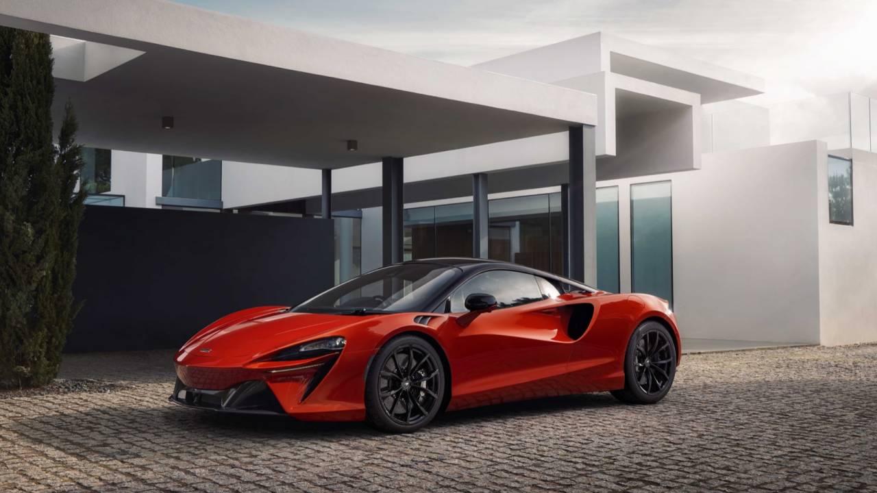 McLaren Artura Gallery