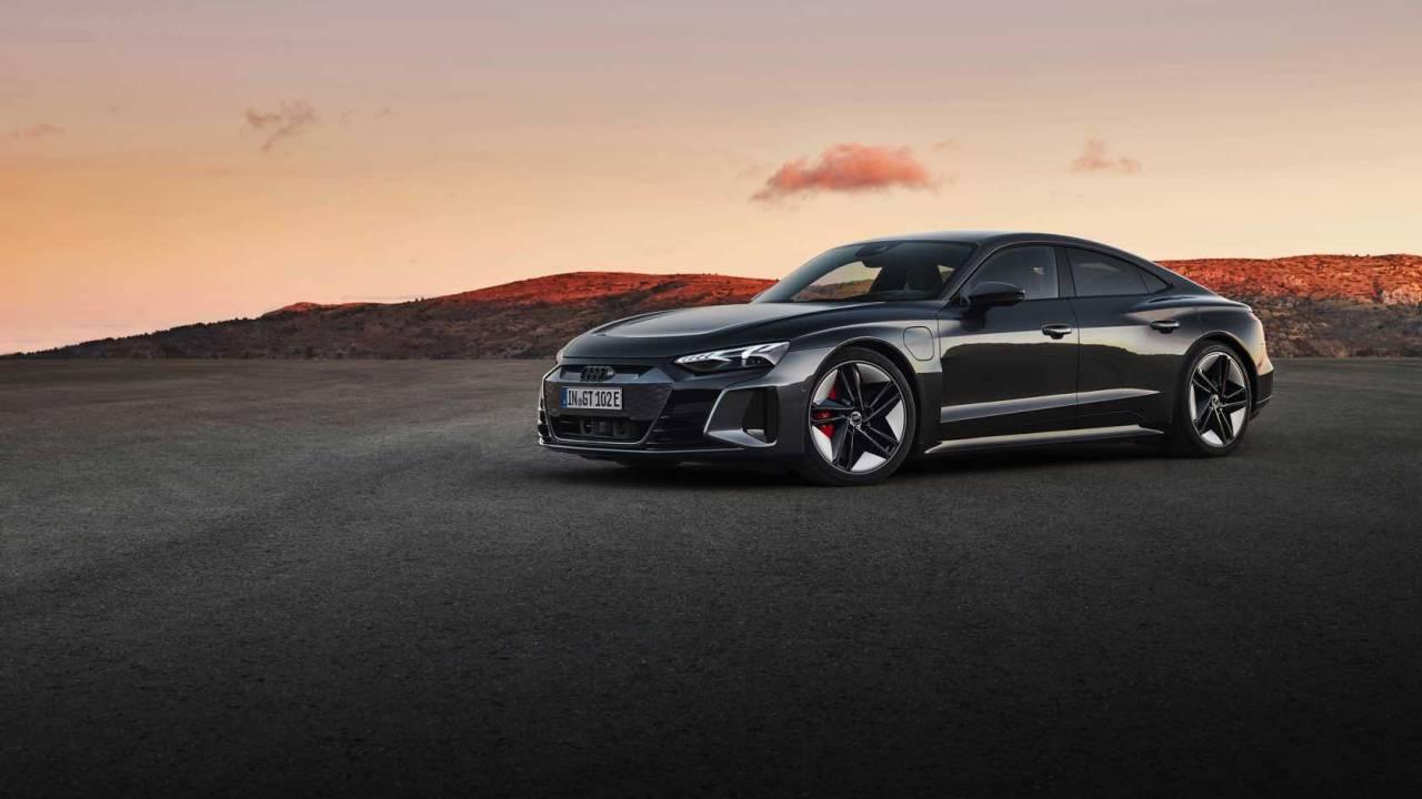 2022 Audi e-tron GT Gallery