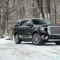 2021 GMC Yukon Denali Review – Making sense in the middle