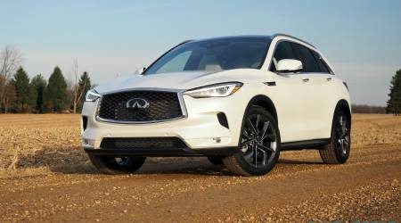2021 Infiniti QX50 Review – Cruising in the most competitive segment