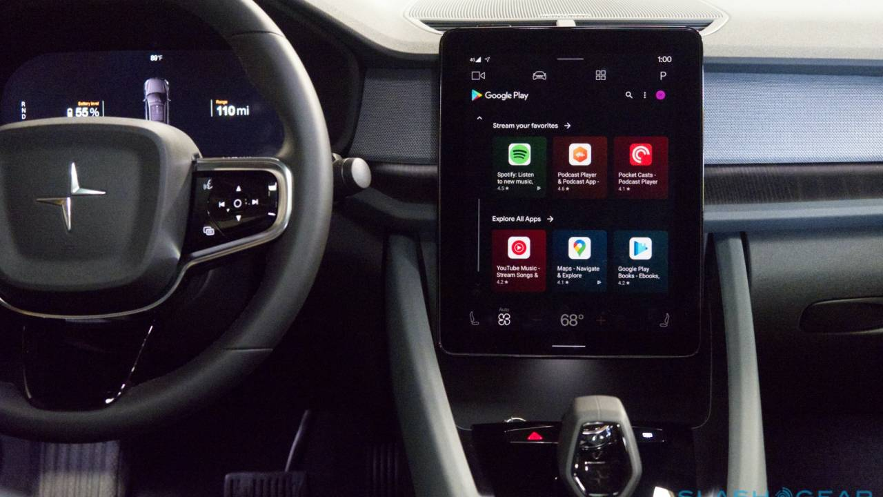The war for your car's dashboard got serious – Here's the new state of play